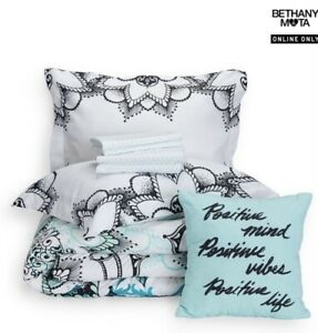Aeropostale 'Bethany Mota' Medallion Bed in a Bag Set (Twin size)