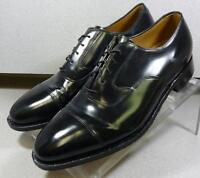 207511 ES50 Men/'s Shoes Size 16 W Black Leather Lace Up Johnston /& Murphy
