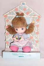 Vintage Precious Moments 1991 Megan Daughter Baby Doll Mom Mother Applause NIB
