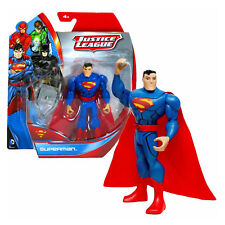 DC Justice League Series Exclusive 5 Inch Tall Action Figure - Superman