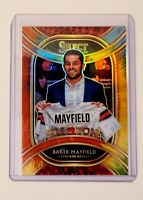 2020 Select Baker Mayfield Select1ons Tie Dye Prizm 10/25 Browns 🔥🏈🔥🏈
