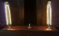 Steampunk design edison lamp