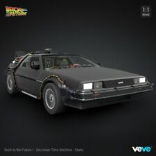 NFT VEVE Rare DeLorean Soldout 1/1 static & sold out on Veve App