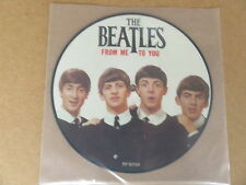 """THE BEATLES From Me To You RARE 1983 UK ORIGINAL 7"""" PICTURE DISC RP5015"""