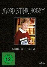 MORD IST IHR HOBBY STAFFEL 6 TEIL 2 - 3 DVD NEU - ANGELA LANSBURY