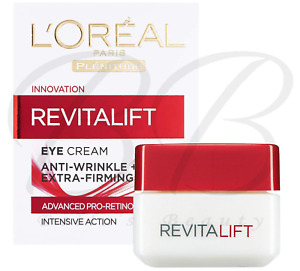 L'OREAL Revitalift Pro Retinol Anti-Wrinkle Extra Firming Eye Cream 15ml *NEW*