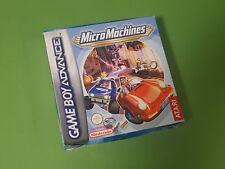 Micro Machines Nintendo Game Boy Advance Cartucho De Juego-Infogrames/Atari
