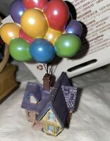 NEW - Pixar UP HOUSE with BALLOONS - Christmas DISNEY SKETCHBOOK ORNAMENT 2019