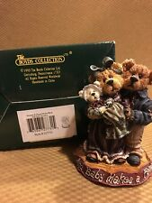 "Boyds Bears & Freinds Figurine ""Mamma & Pappa Mcnew Bear"" Style #227731"