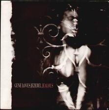 """GENE LOVES JEZEBEL Jealous  7"""" Ps, B/W Last Year, Beg 236"""