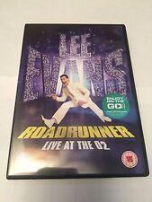 Lee Evans - Roadrunner - Live At The O2 (DVD) comedy stand up, region 2 uk dvd