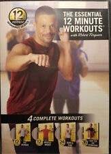 The Essential 12 Minute Workouts (Dvd, 2011)