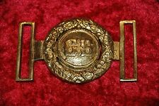 Replica Civil War Reenactors Brass Confederate CS Belt Buckle