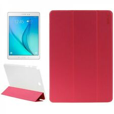 Smart Cover Cover Red for Samsung Galaxy Tab a 9.7 T551 T555 N Cover Case