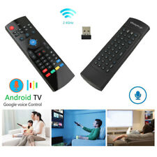 MX3 Voice Keyboard Remote Air Mouse Google Control for Smart Android TV Box PS4