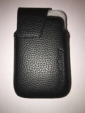 BlackBerry Leather Swivel Holster w/Belt Clip Bold 9790 ACC-41815-201 LOT OF 500