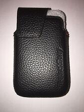 BlackBerry Leather Swivel Holster w/Belt Clip Bold 9790 ACC-41815-201 LOT OF 500