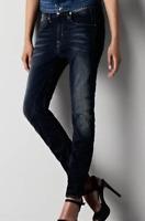 G-Star Raw Arc 3D Tapered Jeans Dark Aged Blue Ladies Size UK W26 L32 *REF31-32