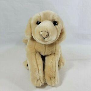 Toys R Us Animal Alley Golden Retriever Puppy Dog Plush Stuff Animal 2000 Vtg