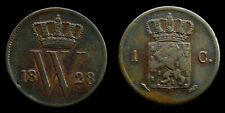 Netherlands - Cent 1828 Utrecht ~ Zeer Fraai-