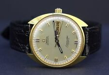 Omega Seamaster Cosmic Automatic Day Date Vintage 1970s Men's Watch