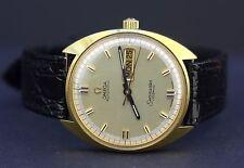 Omega Seamaster Cosmic Automático Día Fecha Reloj para hombres 1970s Vintage