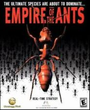 Empire of the Ants + Manual PC feed workers insect bug colony simulation game!