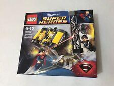 BRAND NEW LEGO 76002 SUPERHEROES SUPERMAN METROPOLIS SHOWDOWN