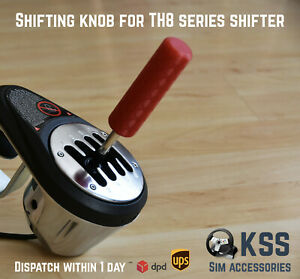 Shifting knob for Thrustmaster TH8 series shifter TH8A & TH8RS