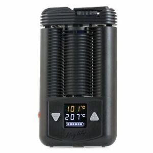 Mighty Vaporizer Storz&Bickel tragbar portable schwarz black herb Kräuter wachs