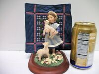 Willitts Sadie Mae with Lambs Limited Edition The Amish Collection w Quilt