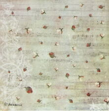 Ricepaper/Decoupage paper,Scrapbooking Sheets  Winter Wood with Buds