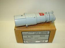 *NEW* Appleton CPH-3034B  30 Amp, 3 Wire, 4 Pole, 3 Phase Plug Explosion Proof