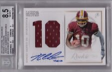 Robert Griffin III RG3 Colossal Rookie Jersey Auto 2012 National Treasures /50