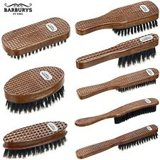 Barburys Mens Professional Grooming Hair Brushes For Barbering Beard-Moustache