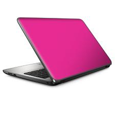 "Universal Laptop Skins wrap for 15"" - Hot Pink"