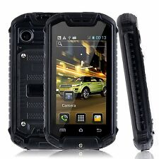 Sudroid Z18 2.45 Inches Unlocked 3G Mini Phone with Android 4.4 Os (Black)