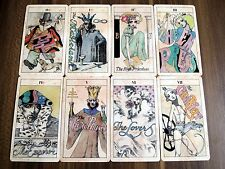 Spiritual Tarot Cards Deck Akira Uno Free Shipping From Japan Brand New