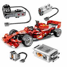 TECHNIC Building Blocks - FERRARI F1 Car Racer MOC sets model building