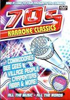 70s Karaoke Classics [DVD][Region 2]