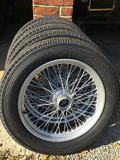MG TA Wire Wheels  -  TUDOR WHEELS  CLASSIC WHEEL REFURBISHMENT