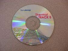SensArray Thermal Track 5 Cd, User Manual, Drivers, 2003, Loads with Windows 7
