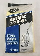 Upright Vacuum Cleaner Bags Eureka Uprights Style F & G Sears 2045054