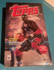 1997-98 Topps series1  basketball Hobby sealed box 36ct Packs JORDAN Refractor!?
