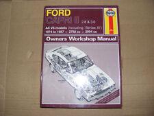 Ford Haynes 1974 Car Service & Repair Manuals