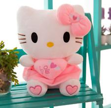 Ice Cream Hello Kitty Stuffed Animal Cat Cartoon Animal Plush Soft Doll Toy 30cm
