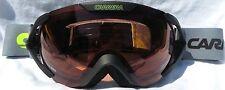 NEW $120 Carrera Womens winter ladies Black Ski Goggles Polarized Roxy uvex Lens