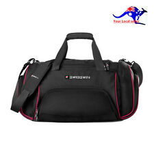 SwissWin SWE1031 Tote Bag Satchel Bag Sport Yoga Travel School Bag Black