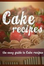 Cake Recipes by Mary Ann Templeton (2015, Paperback)