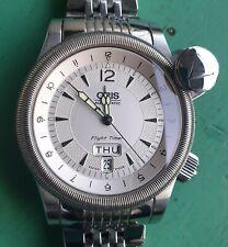 Rare vintage genuine Oris Flight Timer Swiss made automatic pilots watch